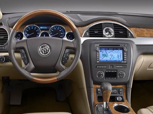 2008 Buick Enclave   Pricing, Ratings, Expert Review