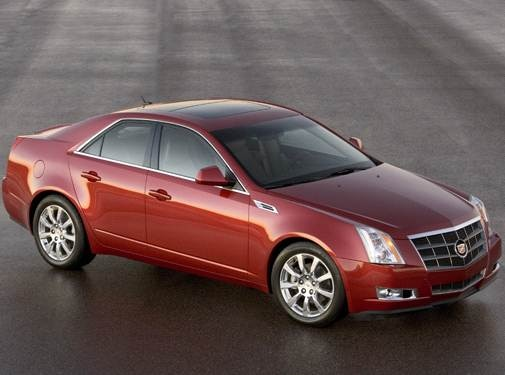 2008 Cadillac CTS | Pricing, Ratings, Expert Review | Kelley Blue Book
