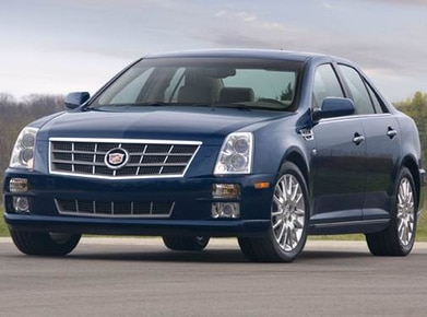 2008 Cadillac STS | Pricing, Ratings, Expert Review | Kelley