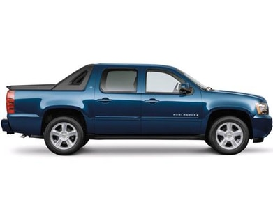 Used 2008 Chevrolet Avalanche Values