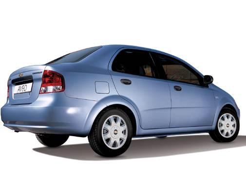 Used 2008 Chevrolet Aveo Ls Sedan 4d Prices Kelley Blue Book