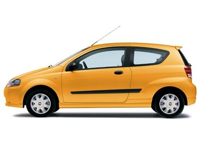 2008 Chevrolet Aveo | Pricing, Ratings, Expert Review