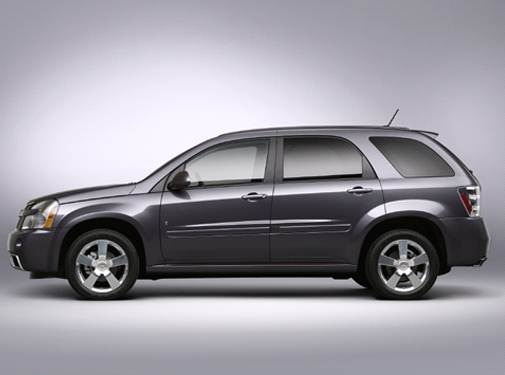 2008 Chevrolet Equinox | Pricing, Ratings, Expert Review