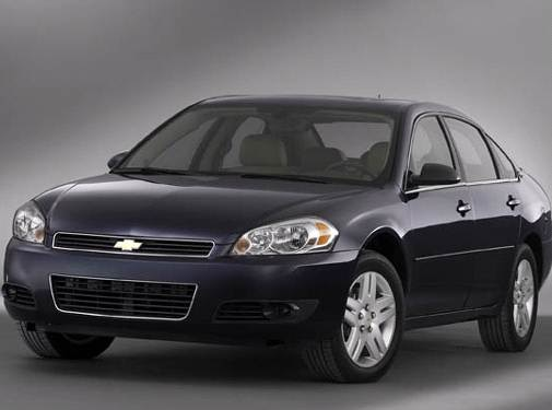2008 Chevrolet Impala Values Cars For Sale Kelley Blue Book