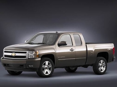 2008 Chevrolet Silverado 2500 HD Extended Cab   Pricing, Ratings