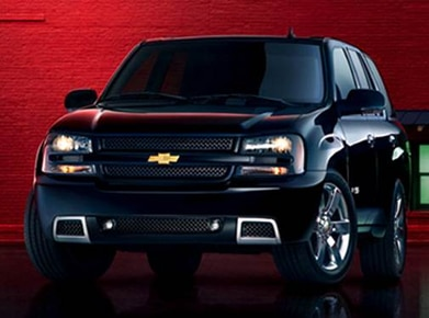 2008 Chevrolet Trailblazer Pricing Reviews Ratings