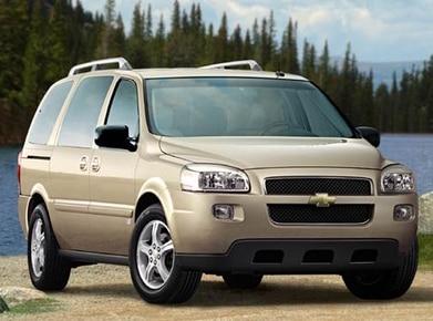 Used 2008 Chevrolet Uplander Passenger Values Cars For Sale