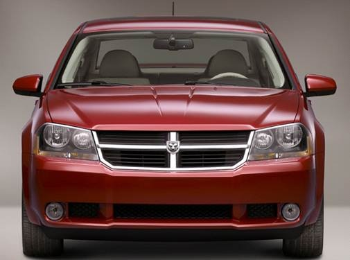 2008 Dodge Avenger | Pricing, Ratings, Expert Review