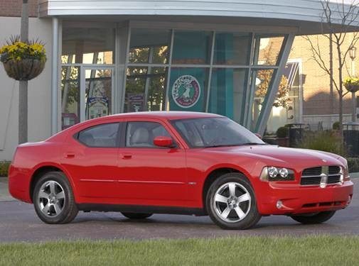 Used 2008 Dodge Charger Sedan 4d Prices Kelley Blue Book