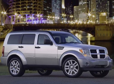 2008 Dodge Nitro | Pricing, Ratings, Expert Review | Kelley