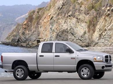 2008 Dodge Ram 2500 Quad Cab | Pricing, Ratings, Expert