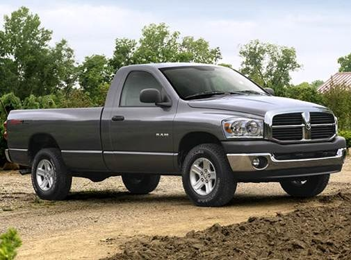 Used 2008 Dodge Ram 2500 Values Cars For Sale Kelley Blue Book