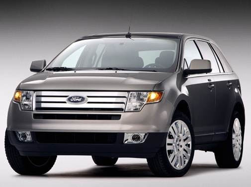 Ford Edge Gas Mileage >> 2008 Ford Edge Pricing Ratings Expert Review Kelley