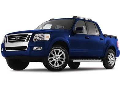 2008 Ford Explorer Sport Trac | Pricing, Ratings, Expert