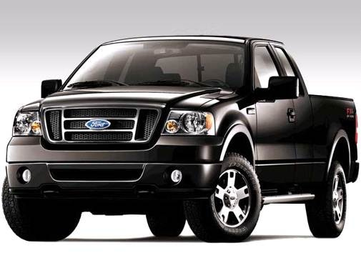 2008 Ford F150 Super Cab | Pricing, Ratings, Expert Review | Kelley