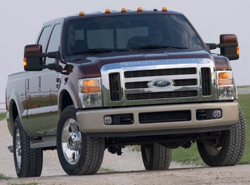 2008 Ford F350 Super Duty Crew Cab | Pricing, Ratings