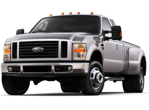 2008 Ford F350 Super Duty Super Cab Pricing Ratings