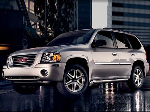 Used 2008 Gmc Envoy Values Cars For Sale Kelley Blue Book
