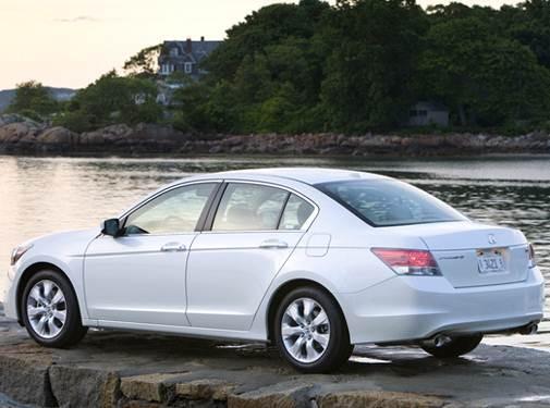2008 Honda Accord | Pricing, Ratings, Expert Review | Kelley