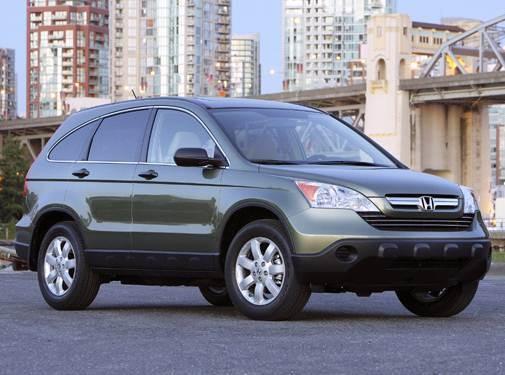 2008 Honda CR-V | Pricing, Ratings, Expert Review | Kelley Blue Book