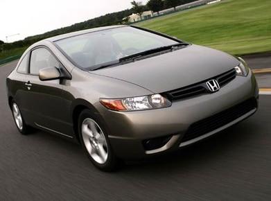 Honda Civic Frontside Hocivcpe X