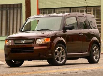 Honda Element Mpg >> 2008 Honda Element Pricing Ratings Expert Review