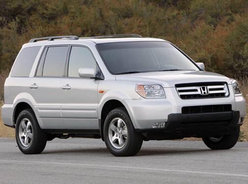 2006 Honda Pilot Mpg >> 2008 Honda Pilot Pricing Reviews Ratings Kelley Blue Book