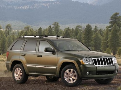 2008 Jeep Grand Cherokee | Pricing, Ratings, Expert Review