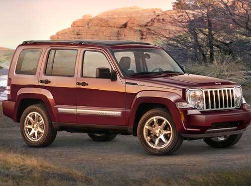 Jeep Liberty Mpg >> 2008 Jeep Liberty Pricing Ratings Expert Review Kelley Blue Book