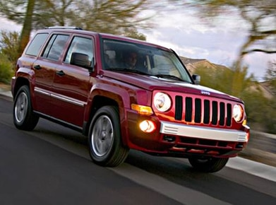 2008 Jeep Patriot | Pricing, Ratings, Expert Review | Kelley Blue Book