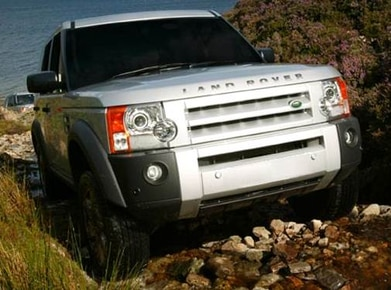 Used 2008 Land Rover Lr3 Values Cars For Sale Kelley Blue Book