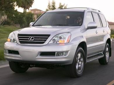 2008 Lexus GX | Pricing, Ratings, Expert Review | Kelley