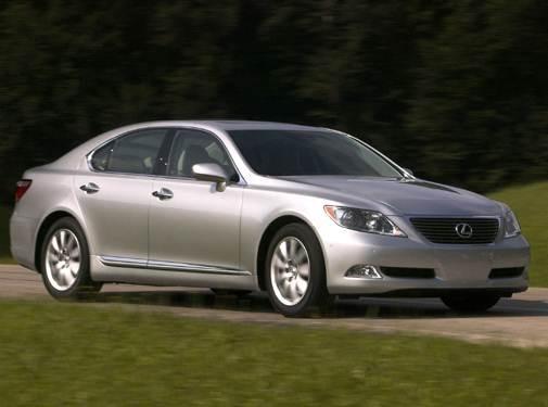2008 Lexus LS | Pricing, Ratings, Expert Review | Kelley Blue Book