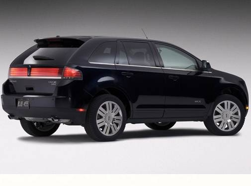 2008 Lincoln Mkx Problems >> 2008 Lincoln Mkx Pricing Ratings Expert Review Kelley Blue Book
