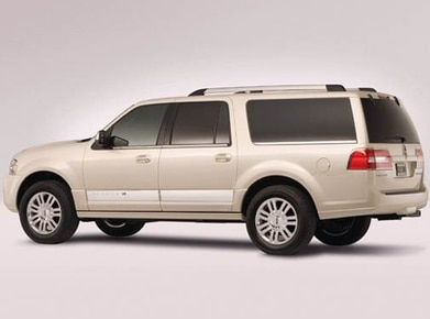 2008 Lincoln Navigator L   Pricing, Ratings, Expert Review