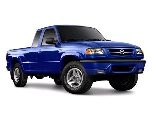 2008 MAZDA B-Series Extended Cab