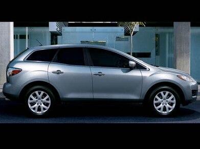 2008 MAZDA CX-7 | Pricing, Ratings, Expert Review | Kelley