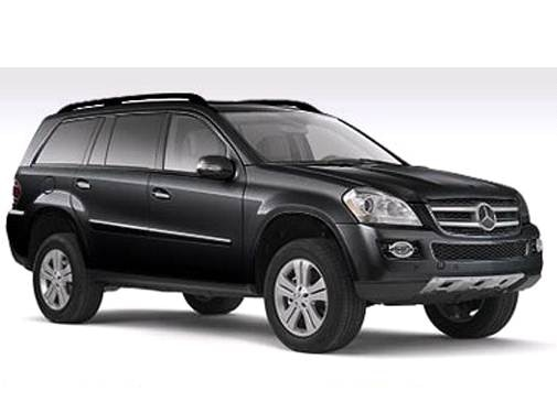 2008 Mercedes-Benz GL-Class | Pricing, Ratings, Expert Review