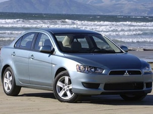 2008 Mitsubishi Lancer Values Cars For Sale Kelley Blue Book