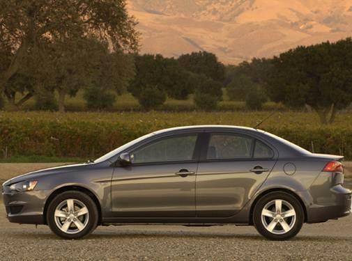 2008 Mitsubishi Lancer | Pricing, Ratings, Expert Review