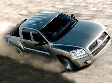 2008 Mitsubishi Raider Double Cab | Pricing, Ratings, Expert