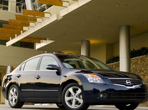 2008 Nissan Altima | Pricing, Ratings, Expert Review
