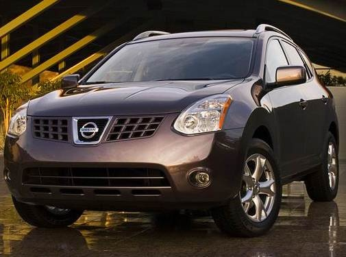2008 Nissan Rogue   Pricing, Ratings, Expert Review   Kelley Blue Book