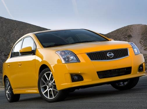 2008 Nissan Sentra | Pricing, Ratings, Expert Review | Kelley Blue Book