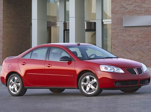 Used 2008 Pontiac G6 Sedan 4d Prices Kelley Blue Book