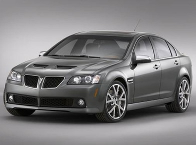 Used 2008 Pontiac G8 Values Cars For Sale Kelley Blue Book
