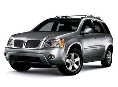 2008 Pontiac Torrent Pricing Ratings Expert Review Kelley Blue