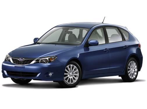 2008 Subaru Impreza | Pricing, Ratings, Expert Review