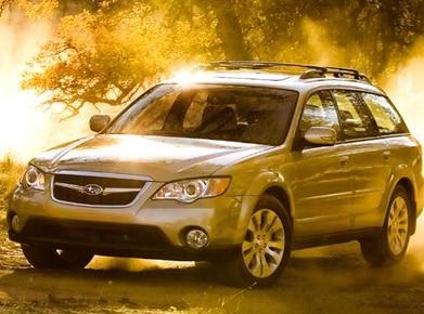 2008 Subaru Outback | Pricing, Ratings, Expert Review