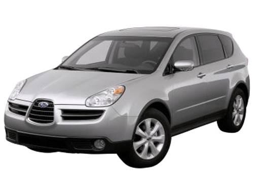 2008 Subaru Tribeca   Pricing, Ratings, Expert Review
